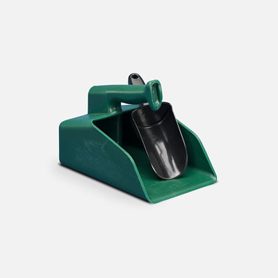 Sand Scoop 3L with shovel | Sand Containers