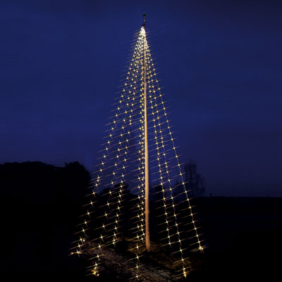 Christmas Lights Standard Twinkle | Flagpole Accessories