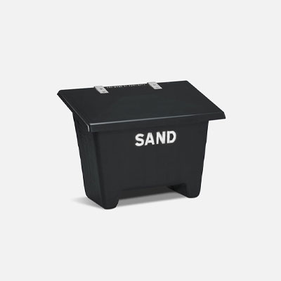 Sand Container 130L Anthracite Grey | Sand Containers